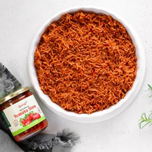 Seasonings and Condiments